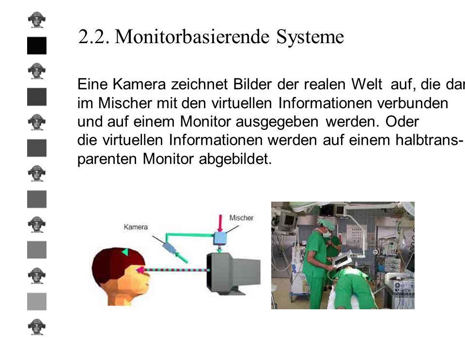 2.2. Monitorbasierende Systeme