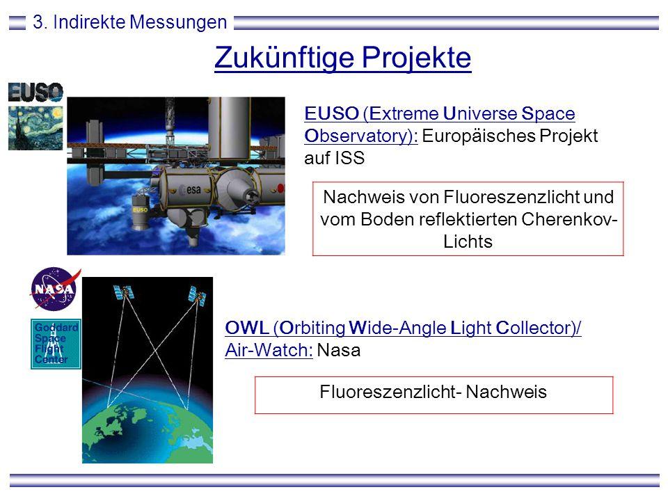 Fluoreszenzlicht- Nachweis