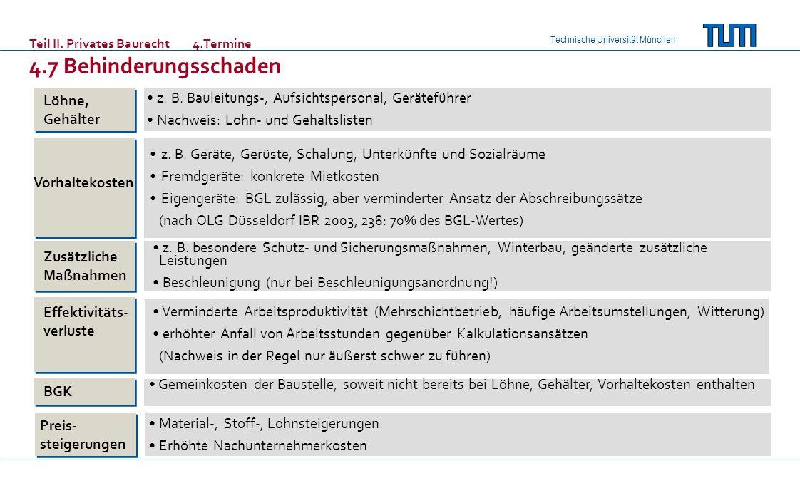 z. B. Bauleitungs-, Aufsichtspersonal, Geräteführer