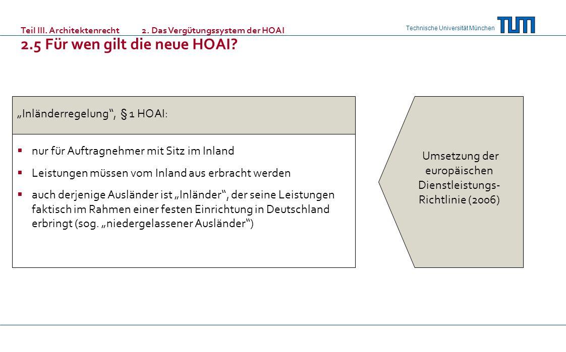 Umsetzung der europäischen Dienstleistungs-Richtlinie (2006)