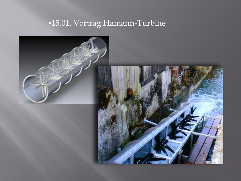 15.01. Vortrag Hamann-Turbine