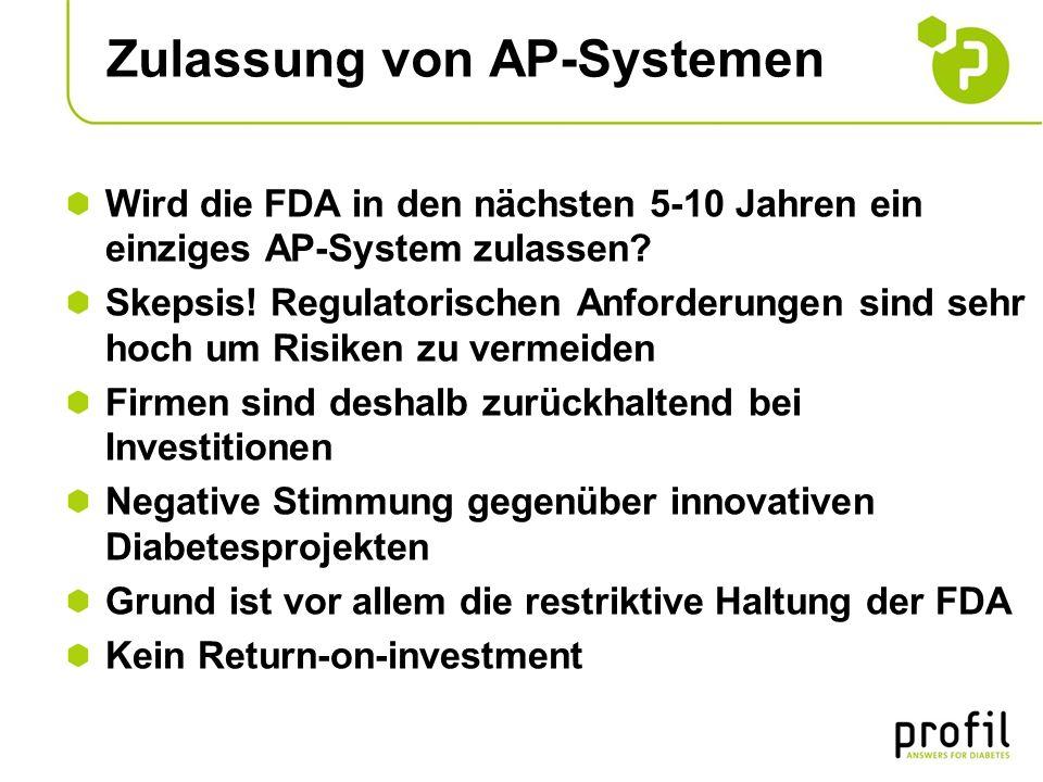 Zulassung von AP-Systemen