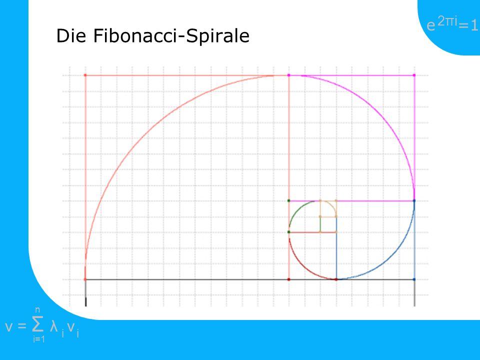 Die Fibonacci-Spirale