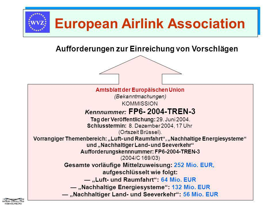 European Airlink Association