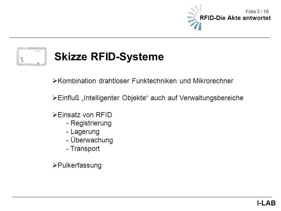 RFID-Die Akte antwortet
