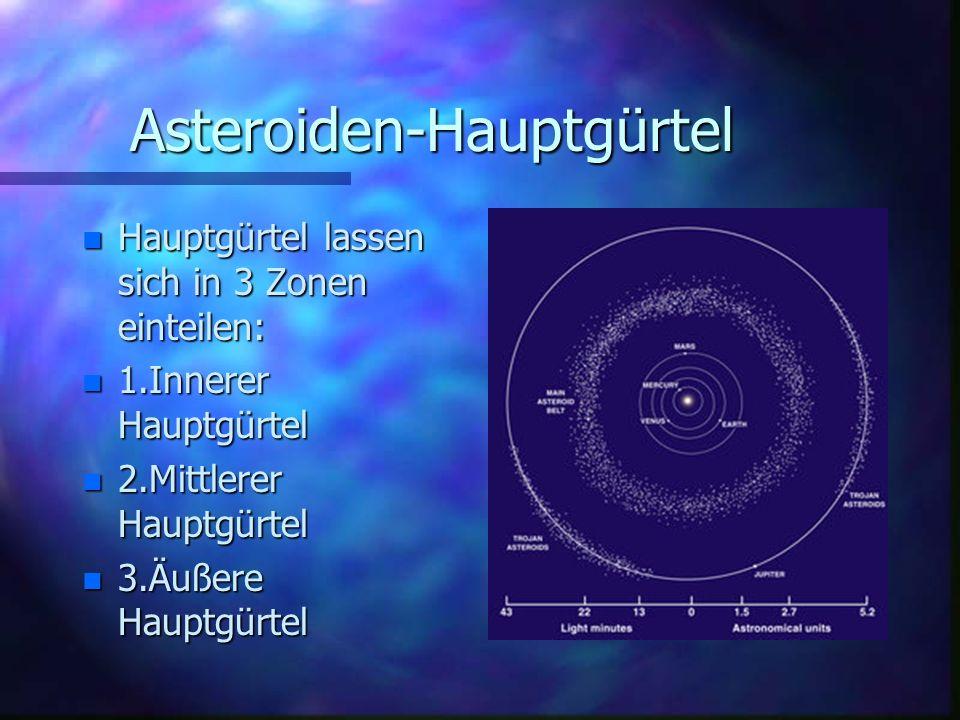 Asteroiden-Hauptgürtel