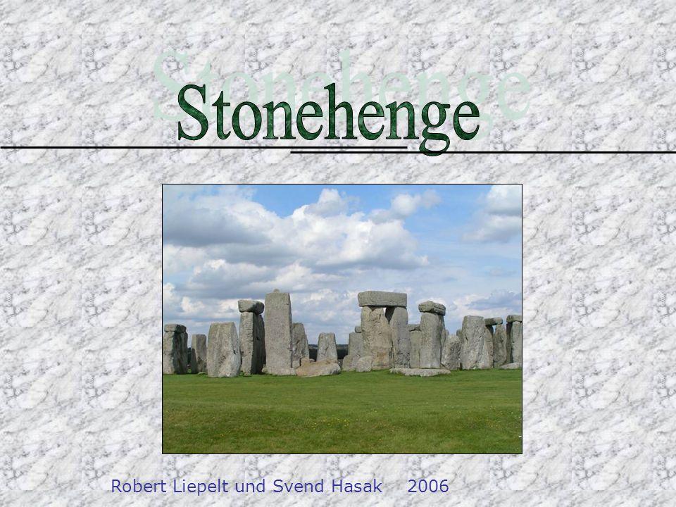 Stonehenge Robert Liepelt und Svend Hasak 2006