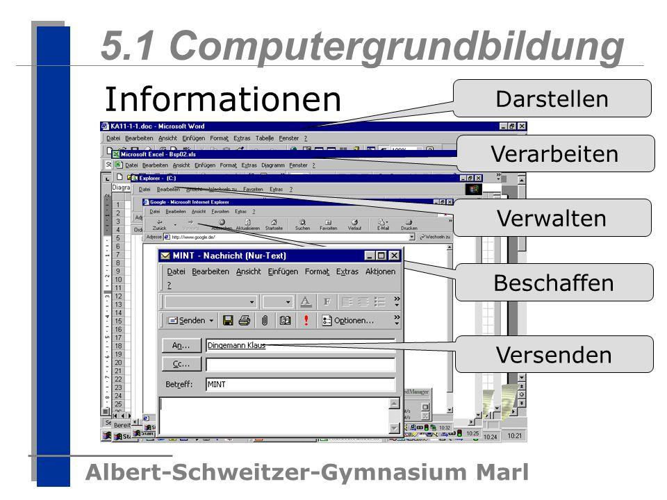 5.1 Computergrundbildung