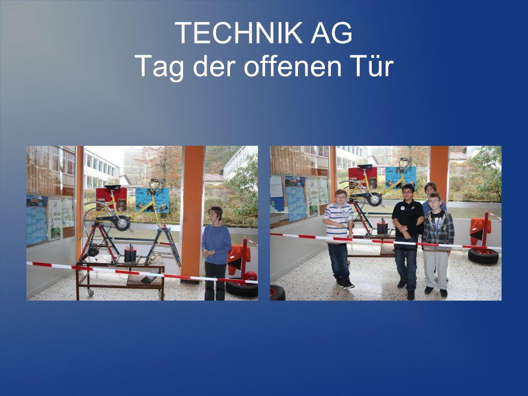 TECHNIK AG Tag der offenen Tür