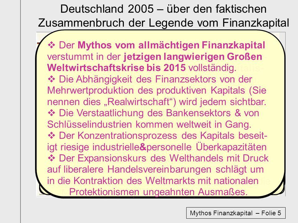 Mythos Finanzkapital – Folie 5