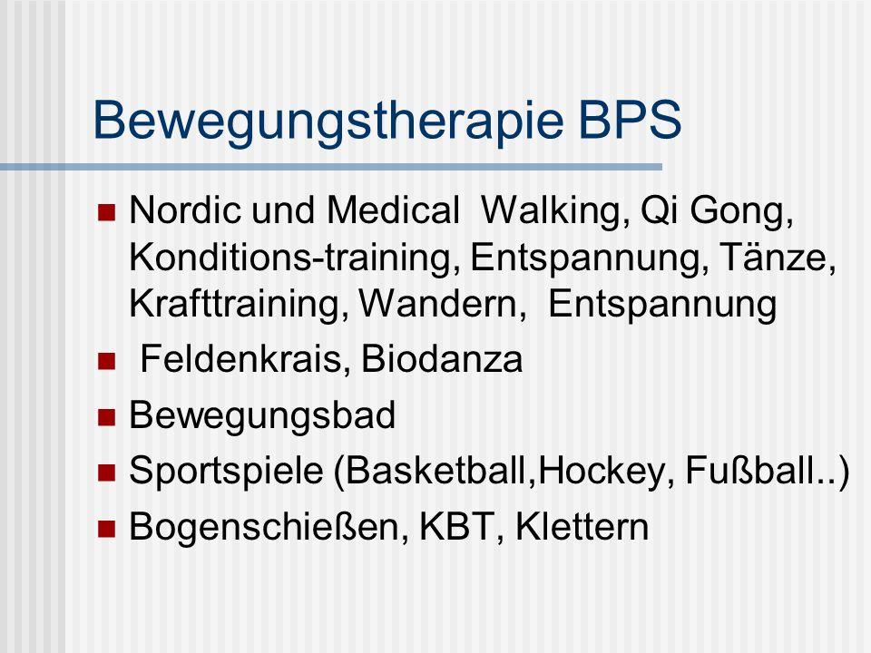 Bewegungstherapie BPS