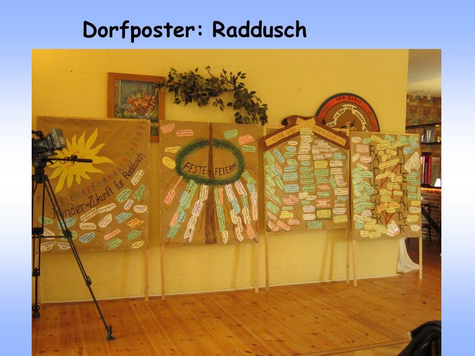 Dorfposter: Raddusch