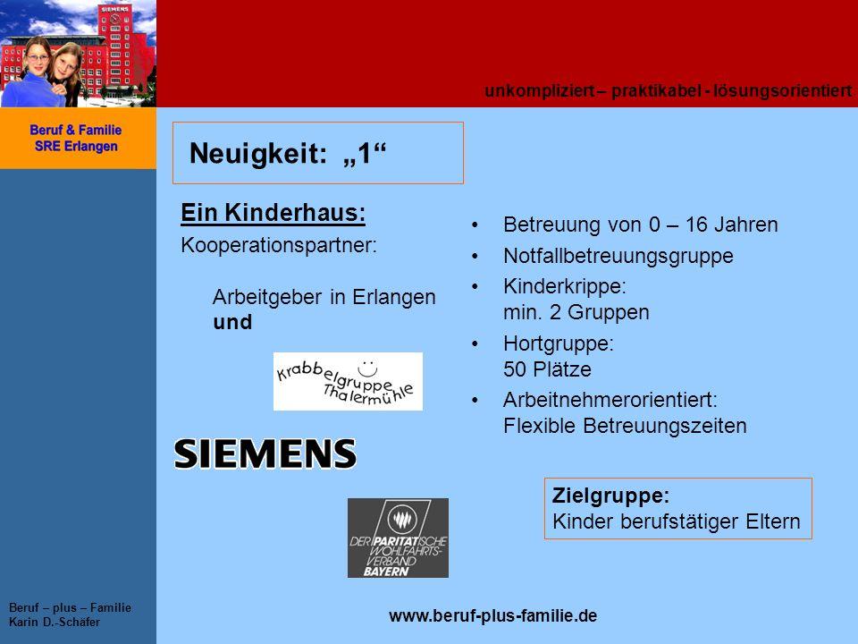 """Neuigkeit: """"1 Ein Kinderhaus:"""