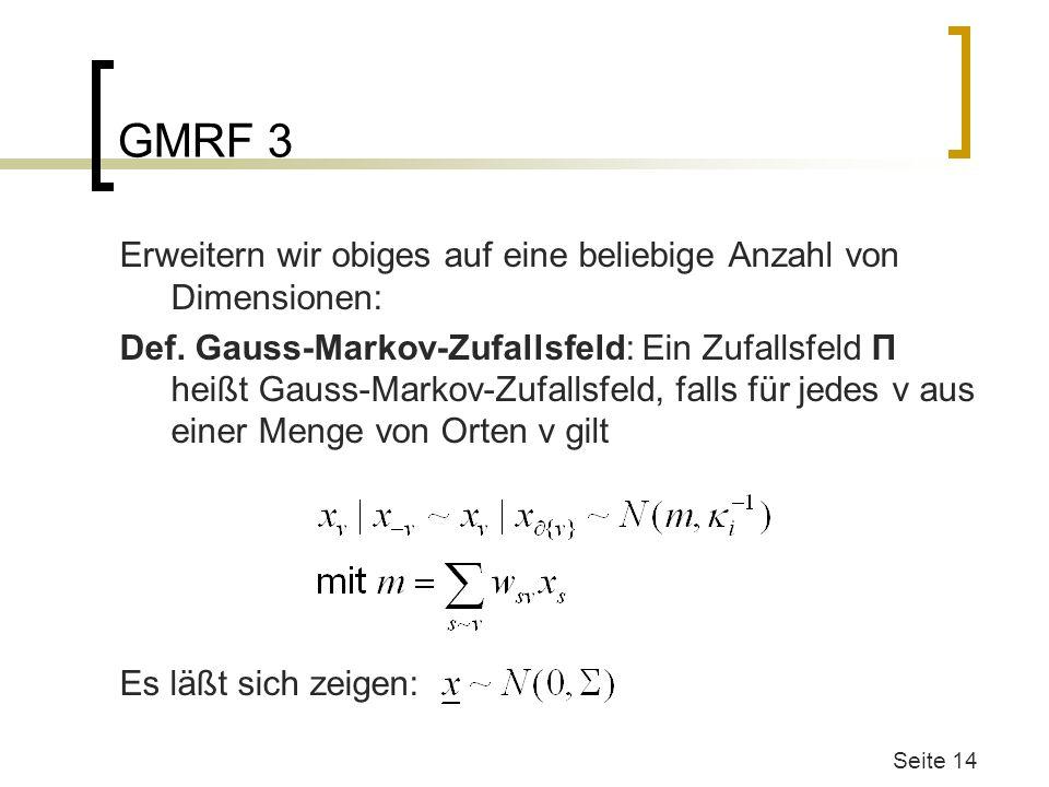 GMRF 3