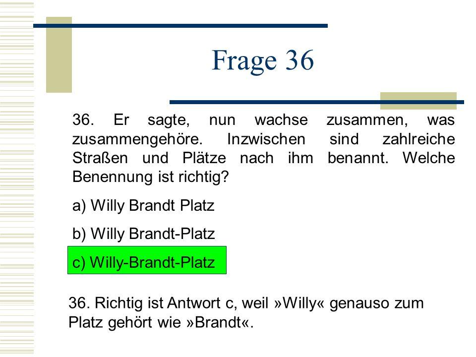 Frage 36