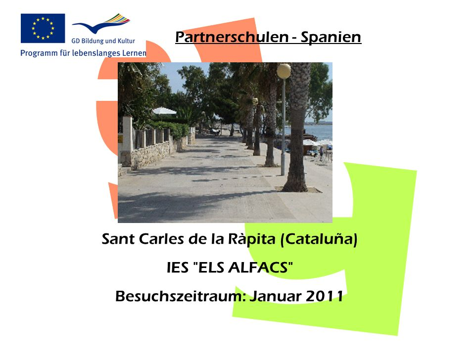 Partnerschulen - Spanien