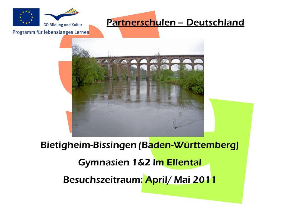 Partnerschulen – Deutschland