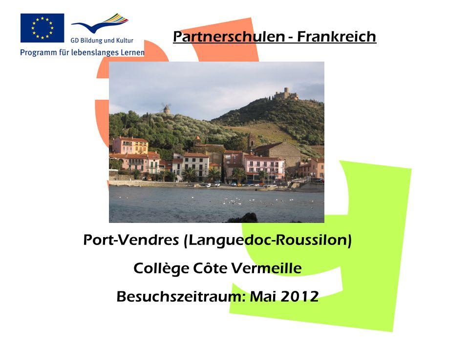 Partnerschulen - Frankreich