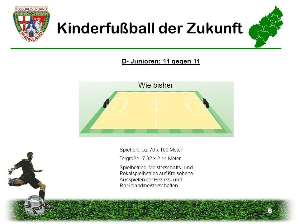 Kinderfußball der Zukunft