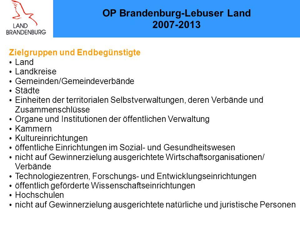 OP Brandenburg-Lebuser Land