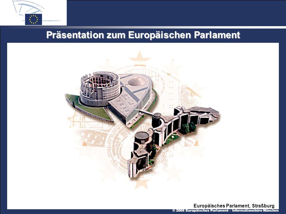 Präsentation zum Europäischen Parlament