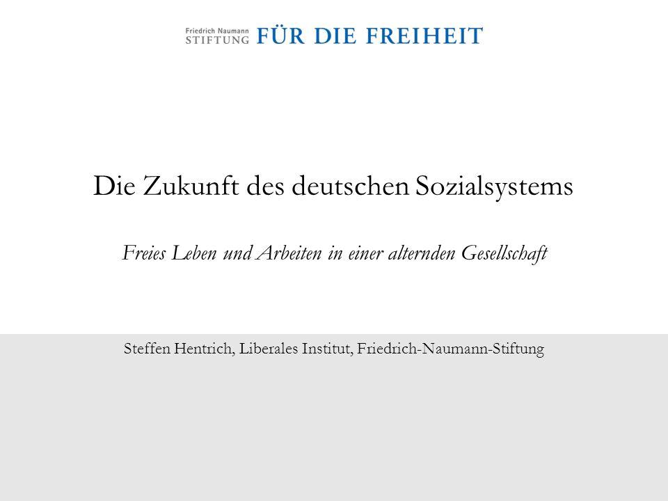 Steffen Hentrich, Liberales Institut, Friedrich-Naumann-Stiftung