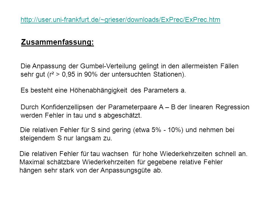 http://user.uni-frankfurt.de/~grieser/downloads/ExPrec/ExPrec.htm Zusammenfassung: