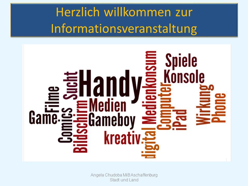 Herzlich willkommen zur Informationsveranstaltung