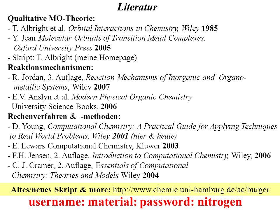 ausleihbar/verfügbar in der Chemiebibliothek