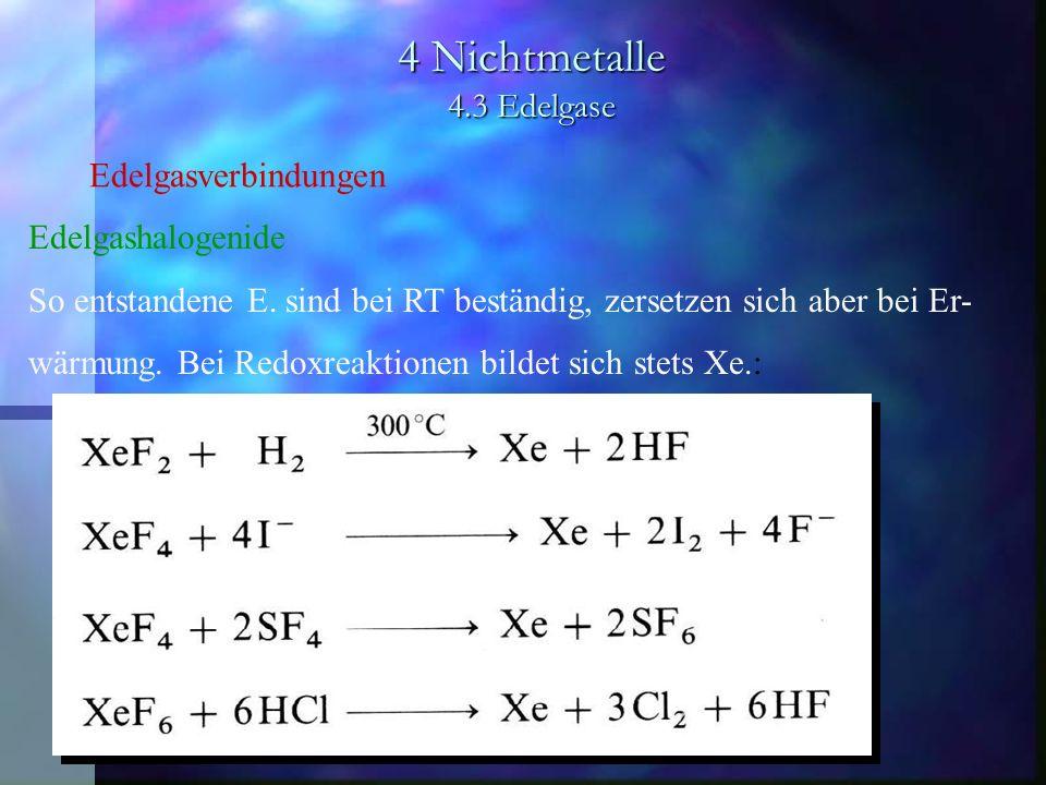 4 Nichtmetalle 4.3 Edelgase