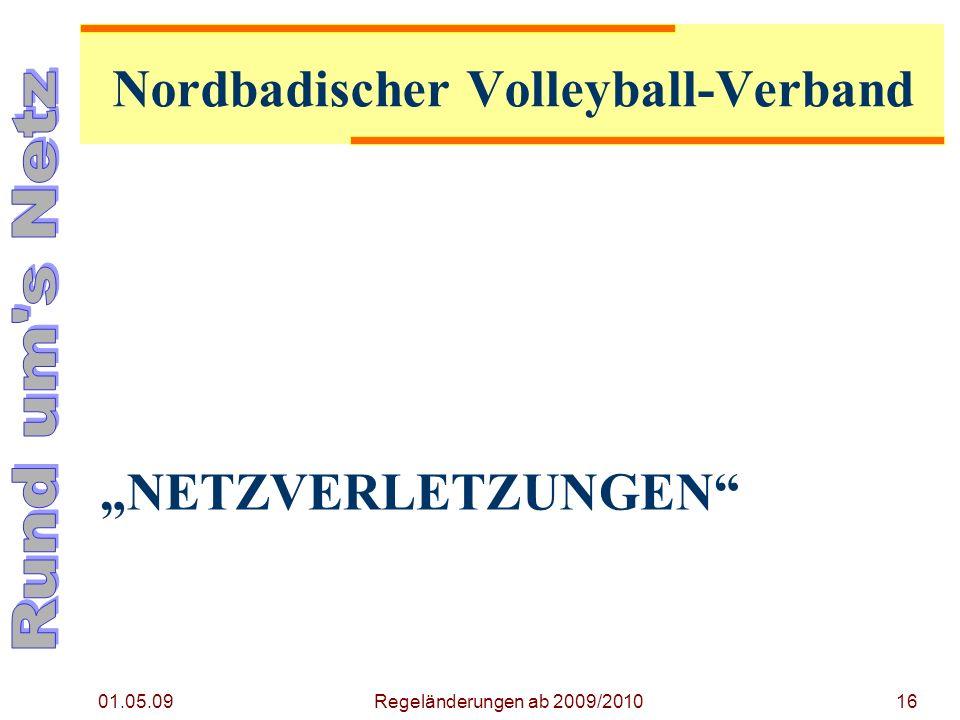 Nordbadischer Volleyball-Verband