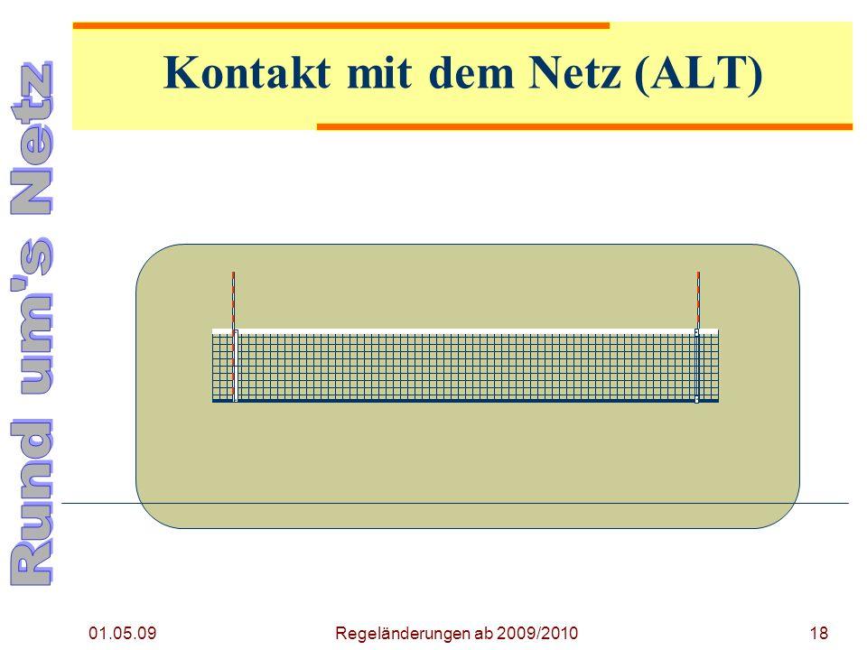 Kontakt mit dem Netz (ALT)