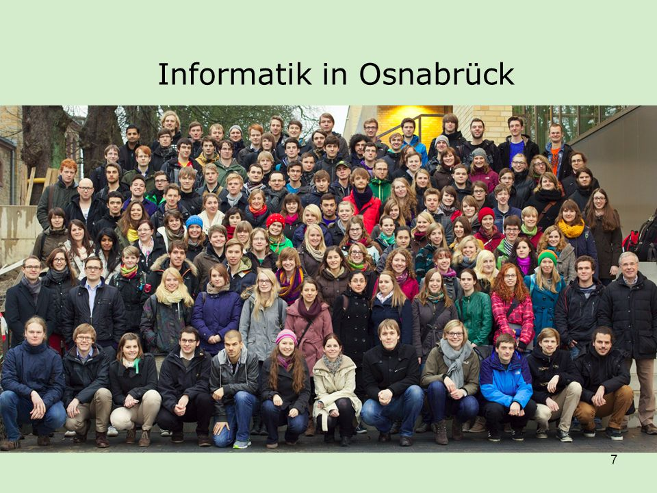 Informatik in Osnabrück