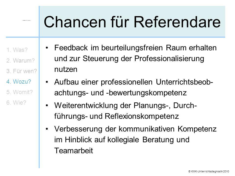 Chancen für Referendare