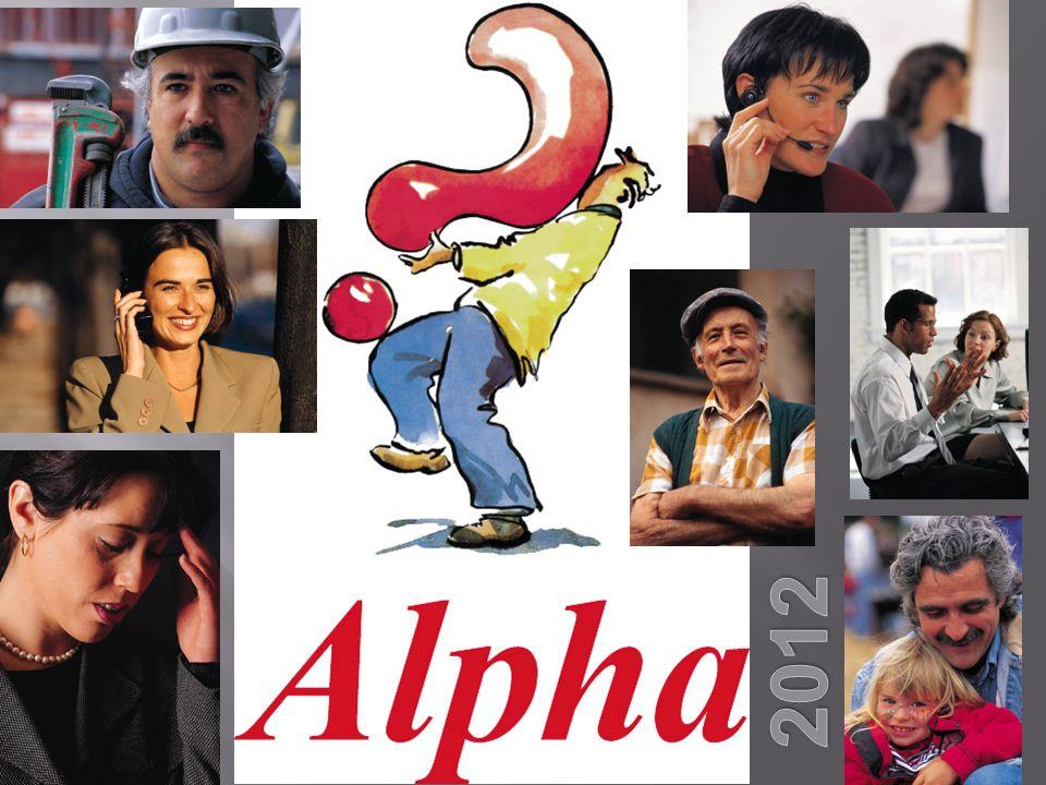 2012 ALPHA-KURS 2012
