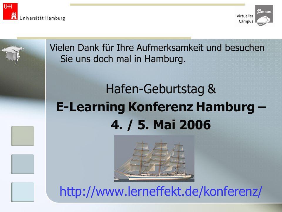 E-Learning Konferenz Hamburg –
