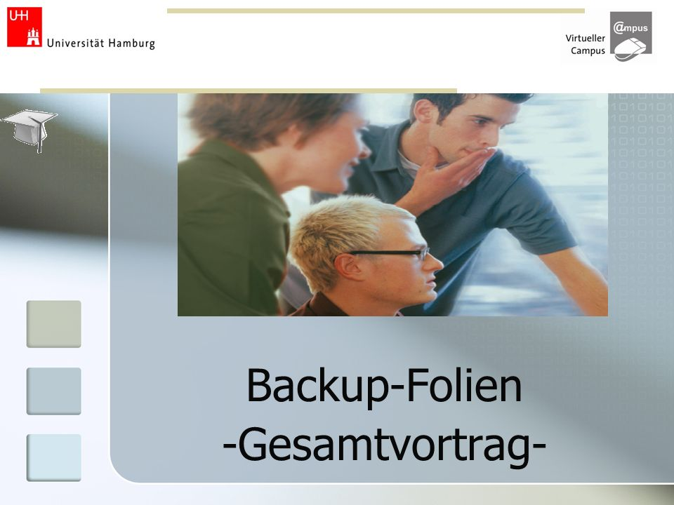 Backup-Folien -Gesamtvortrag-