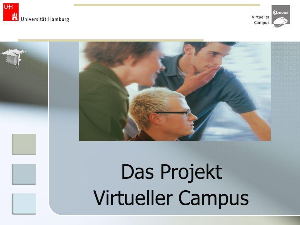 Das Projekt Virtueller Campus