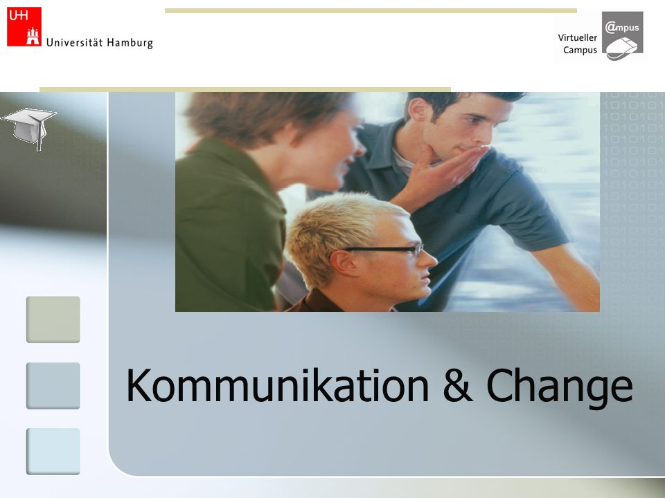 Kommunikation & Change