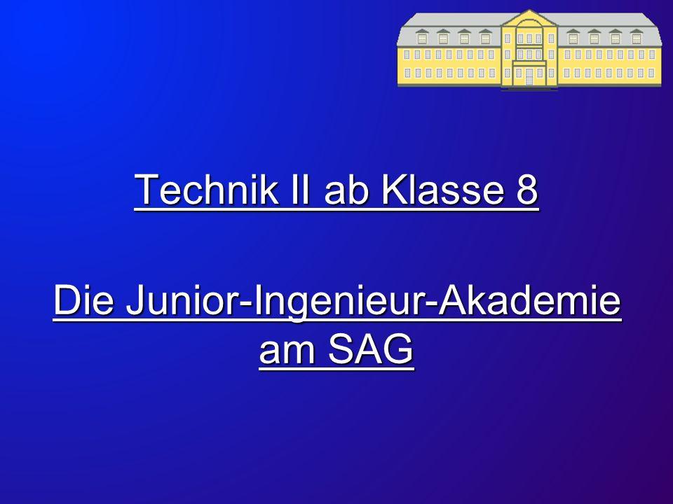 Die Junior-Ingenieur-Akademie
