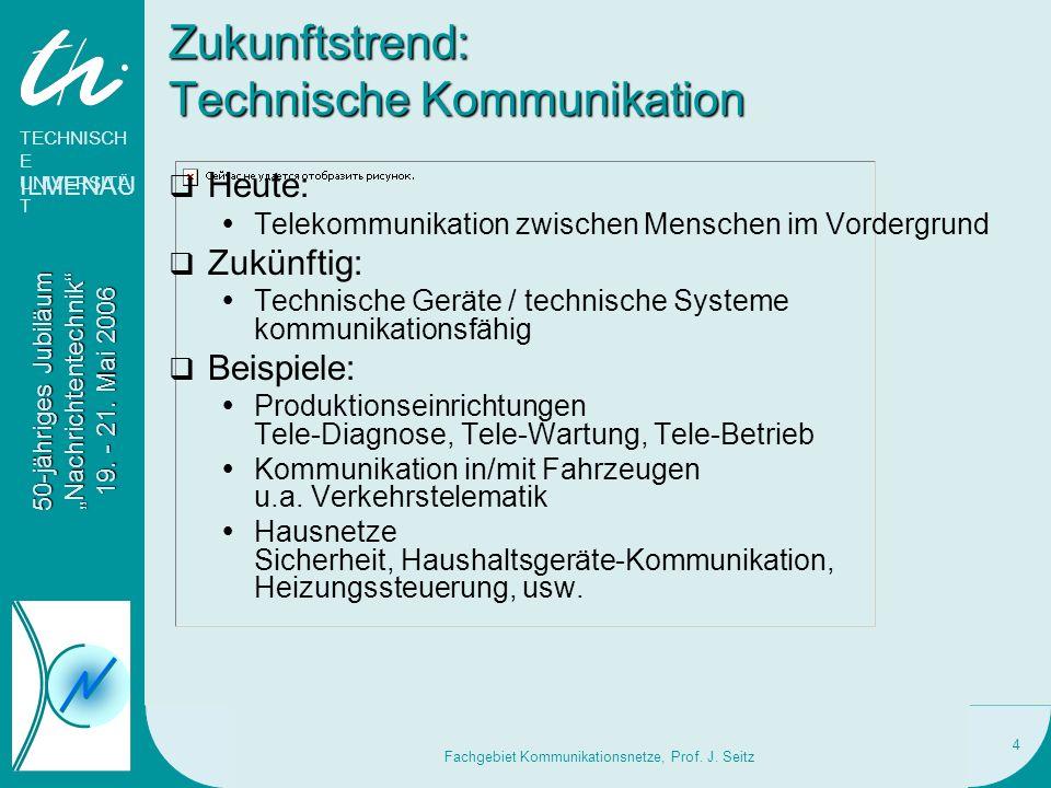 Zukunftstrend: Technische Kommunikation