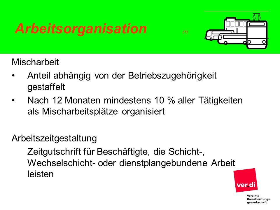 Arbeitsorganisation (1)