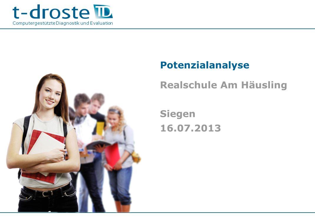 Realschule Am Häusling Siegen 16.07.2013