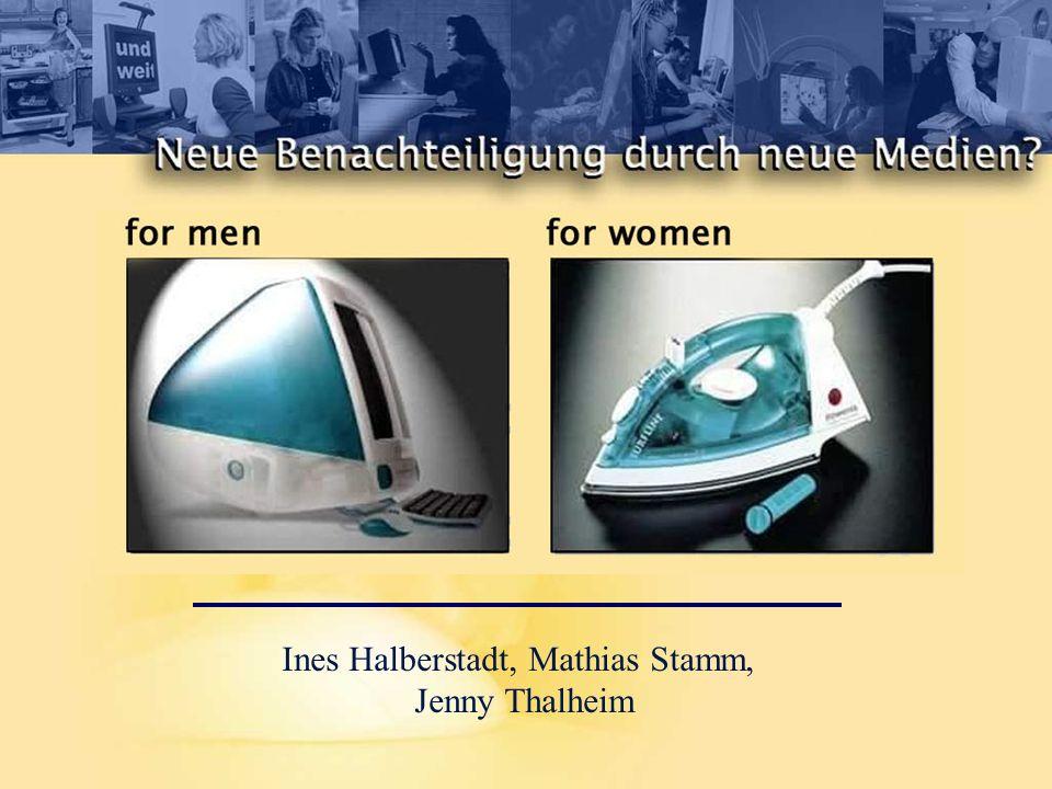 Ines Halberstadt, Mathias Stamm,