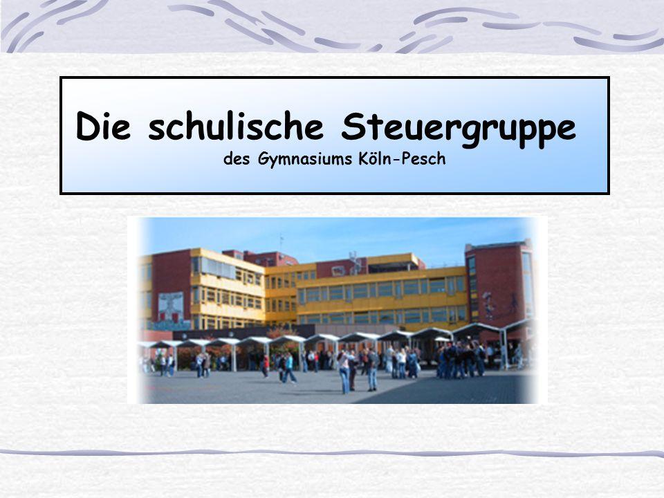 Die schulische Steuergruppe des Gymnasiums Köln-Pesch