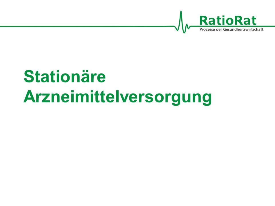 Stationäre Arzneimittelversorgung