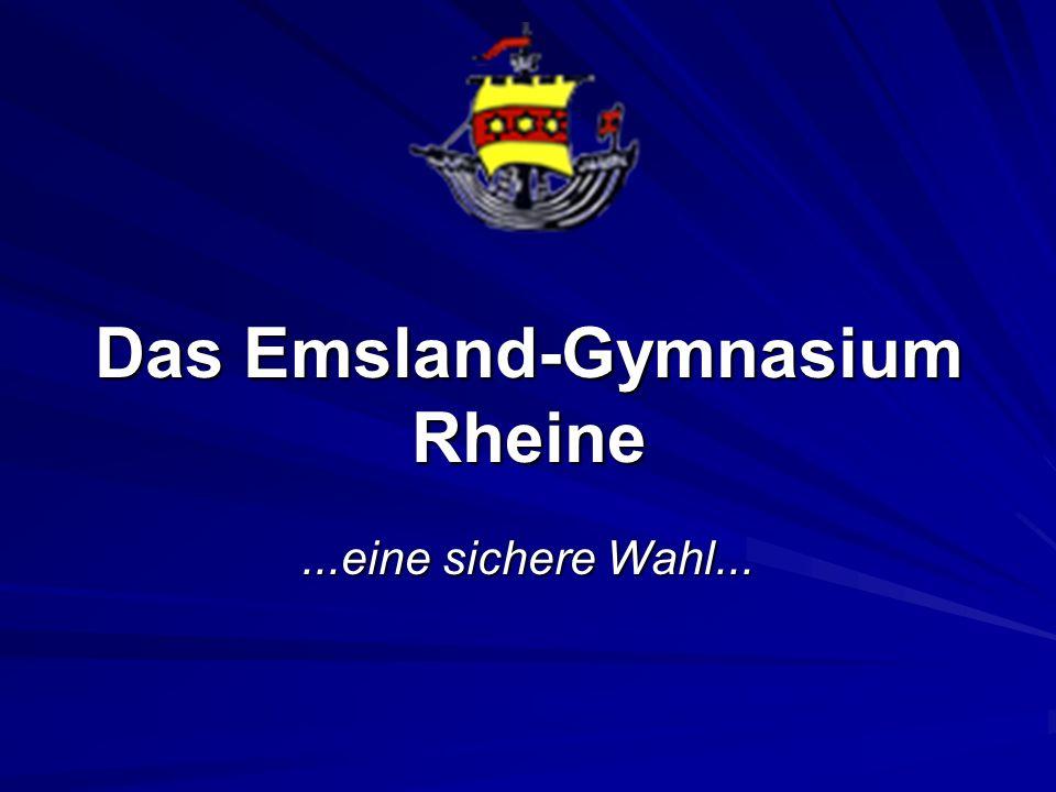 Das Emsland-Gymnasium Rheine