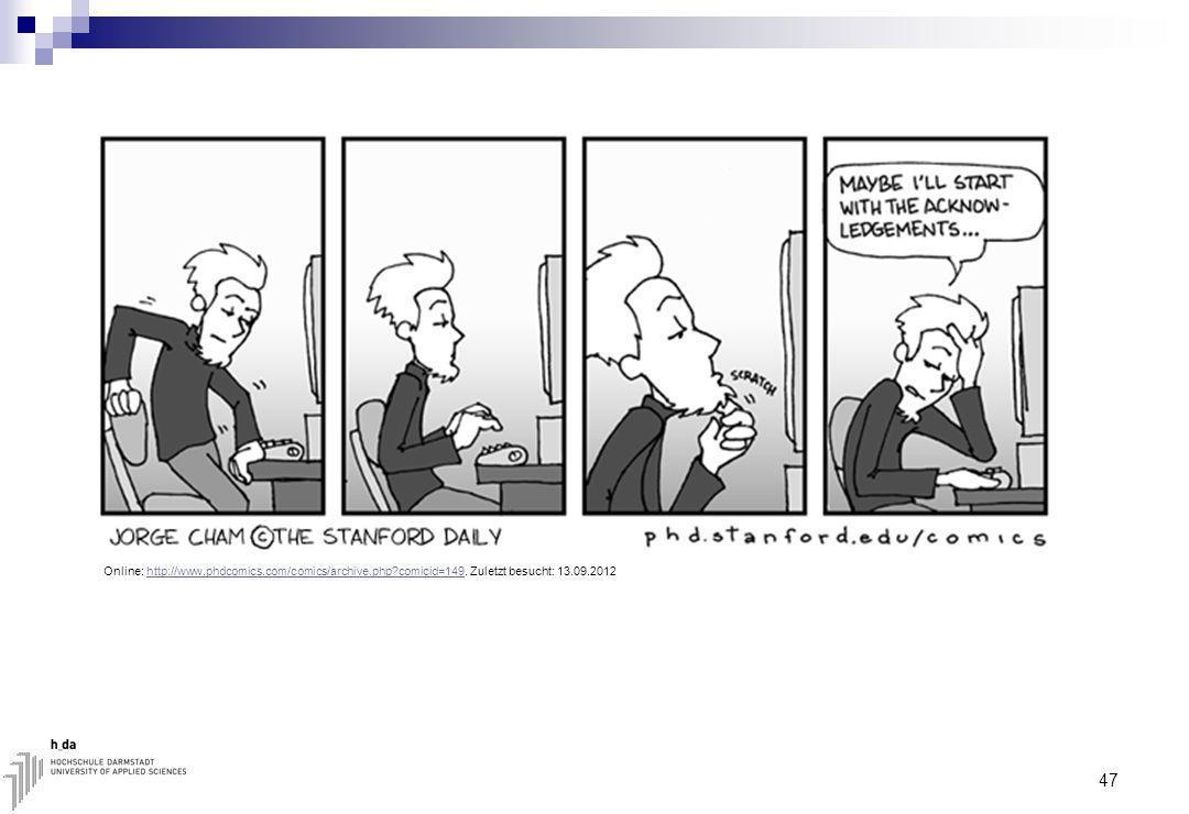 Online: http://www. phdcomics. com/comics/archive. php. comicid=149