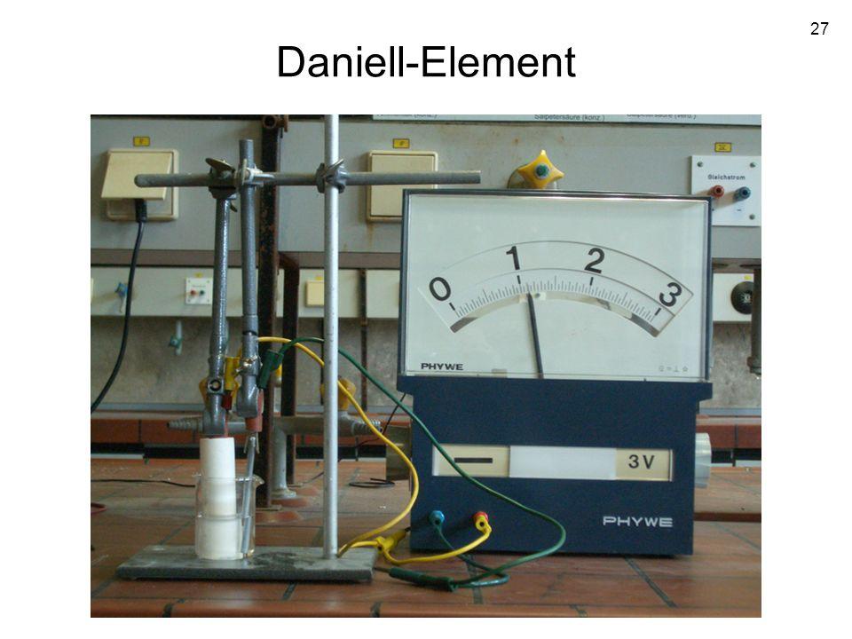 Daniell-Element