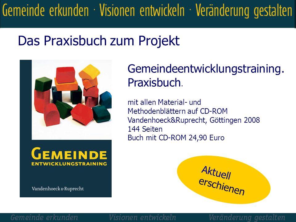 Das Praxisbuch zum Projekt